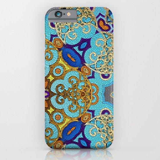 Mix&Match Byzantine Mosaic 03 iPhone & iPod Case