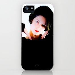 Antonina Schulz iPhone Case