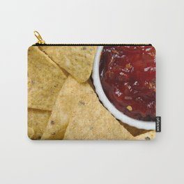 Nachos and Chilli Dip Overhead Carry-All Pouch