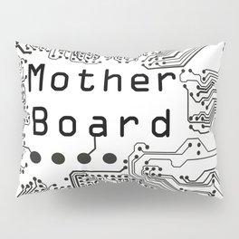 Mother board besign Pillow Sham