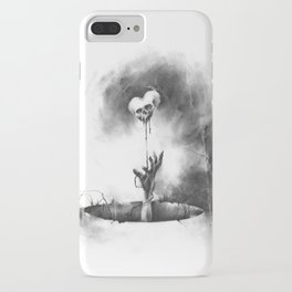 The Depths of Despair iPhone Case