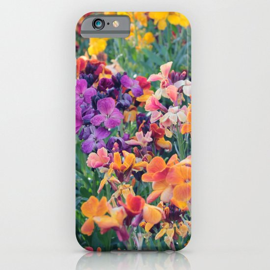 COLOUR POP // SPRING FLOWERS  iPhone & iPod Case