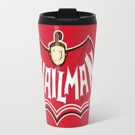 Quailman Travel Mug