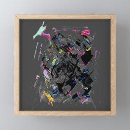 faze-d Framed Mini Art Print