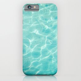 Palm Springs Summer iPhone Case