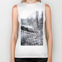 River Frozen Biker Tank