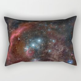 Orion Molecular Cloud Rectangular Pillow