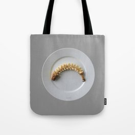 Banana Fishbone Tote Bag
