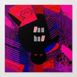 Hau Bau 3356 Canvas Print