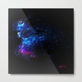 Dark Stars Metal Print