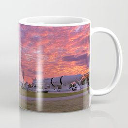 Spacely Sunsets in Florida Coffee Mug