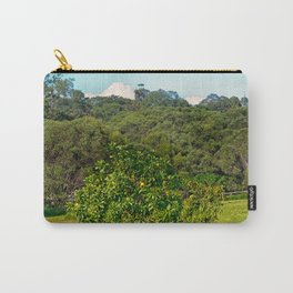 Beautiful citrus tree in rural area Carry-All Pouch