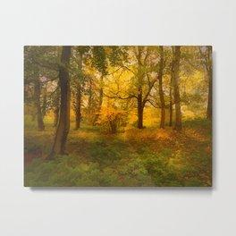 Autumn Glory Metal Print