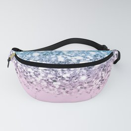 Dazzling Unicorn Gradient  Fanny Pack