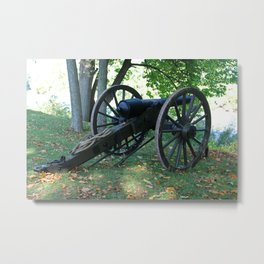 Grand Rapids Cannon II Metal Print