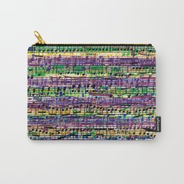 Beethoven Op 29 - Rainbow Music Collage Carry-All Pouch