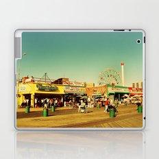 Coney Island luna park, New York Laptop & iPad Skin