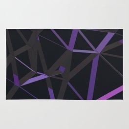 3D Futuristic GEO Lines XII Rug