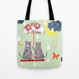 "A series of "" Favorite pillow "".Cats love. Tote Bag"