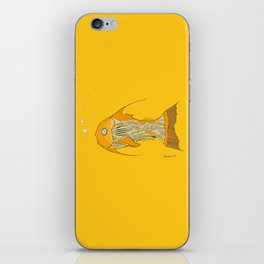 Francis the Fish iPhone Skin
