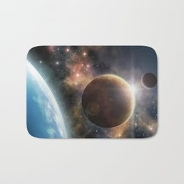 Welcome to the Space Bath Mat