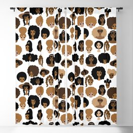 All My Sisters Blackout Curtain