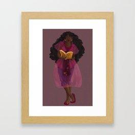 Vanna Framed Art Print
