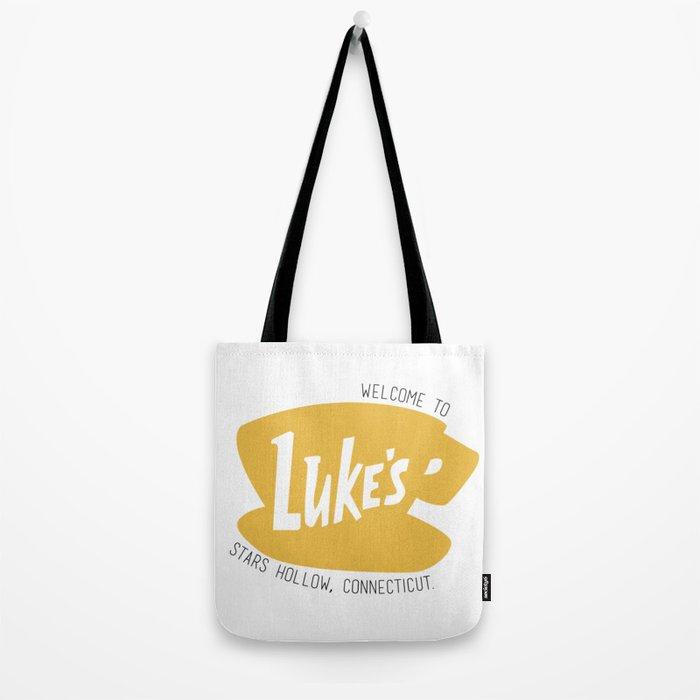 Lukes Diner Tote Bag