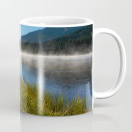 Morning Glory - Sunrise at Mountain Lake in Colorado Coffee Mug