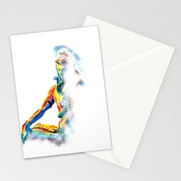 In Eternal Meditation Lord Shiva Stationery Cards