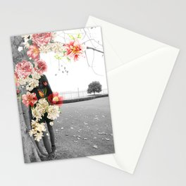 Poppy and Memory IV Stationery Cards