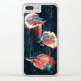 Deeply Clear iPhone Case