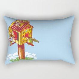 ReGurger King Rectangular Pillow