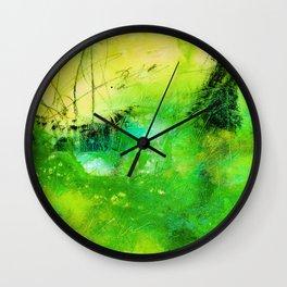 Dreams F by Kathy Morton Stanion Wall Clock
