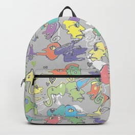 Love and Friendship 1 Backpack