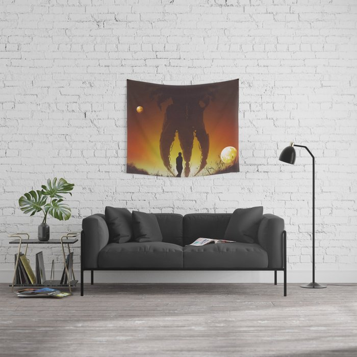 Mass Effect Sovereign Wall Tapestry by dusan449 | Society6