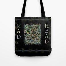 Mad Head Tote Bag