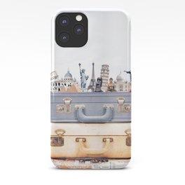 Travel Luggage iPhone Case