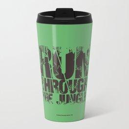 Run Through the Jungle Travel Mug
