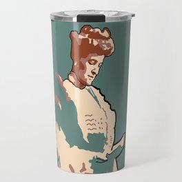 Edith Wharton Travel Mug