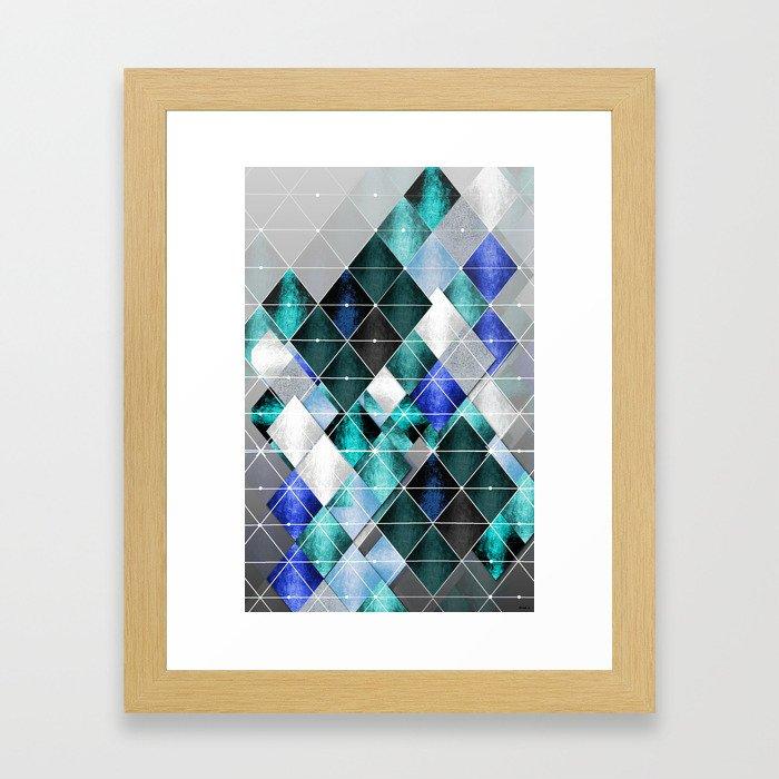 Wynter Framed Art Print