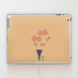 Salt Peanuts Laptop & iPad Skin