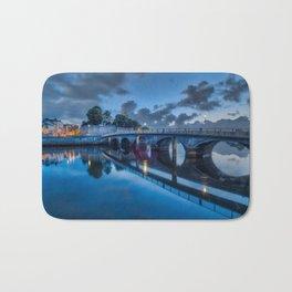 Old Cardigan Bridge Bath Mat