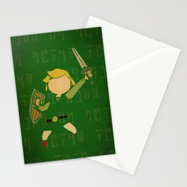 Hero of Winds Stationery Cards