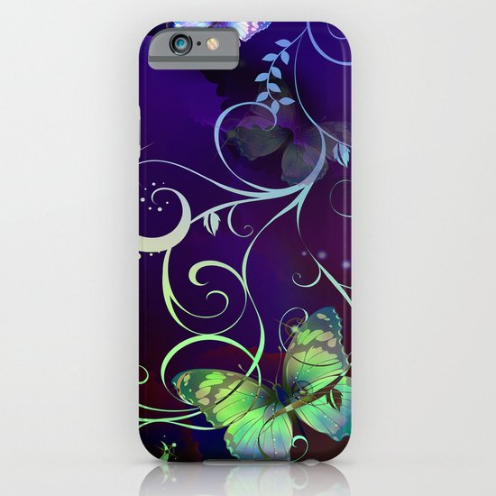 Butterfly Fantasy iPhone & iPod Case