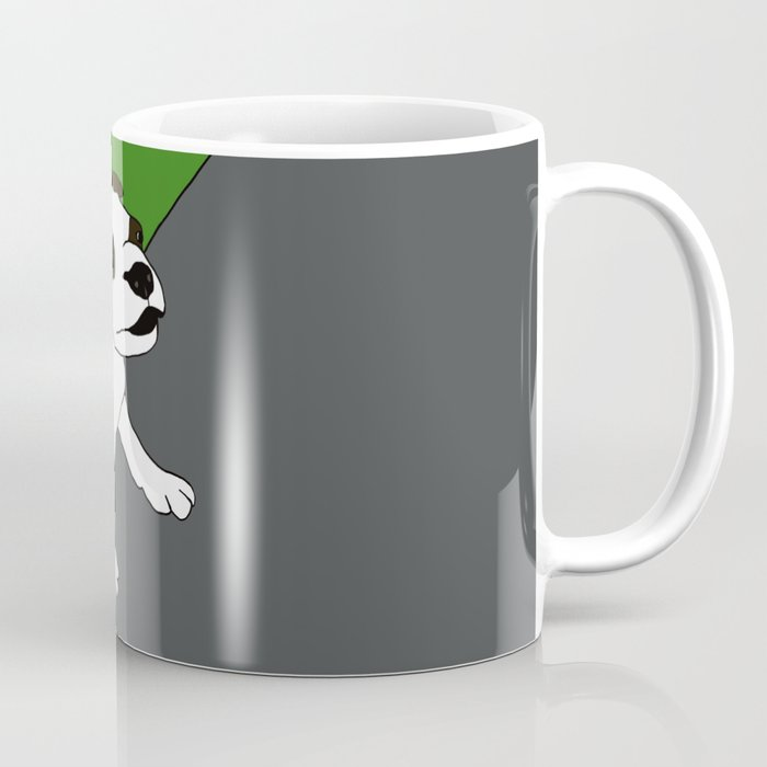 Annie The Boston Terrier Coffee Mug
