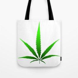 leaf of grass Tote Bag