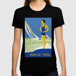 Dolce Vita Jazz Age Summer Travel T-shirt