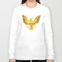 phoenix Long Sleeve T-shirts featuring Phoenix by Roma