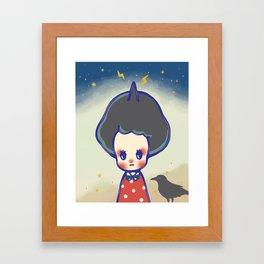 The elite Framed Art Print